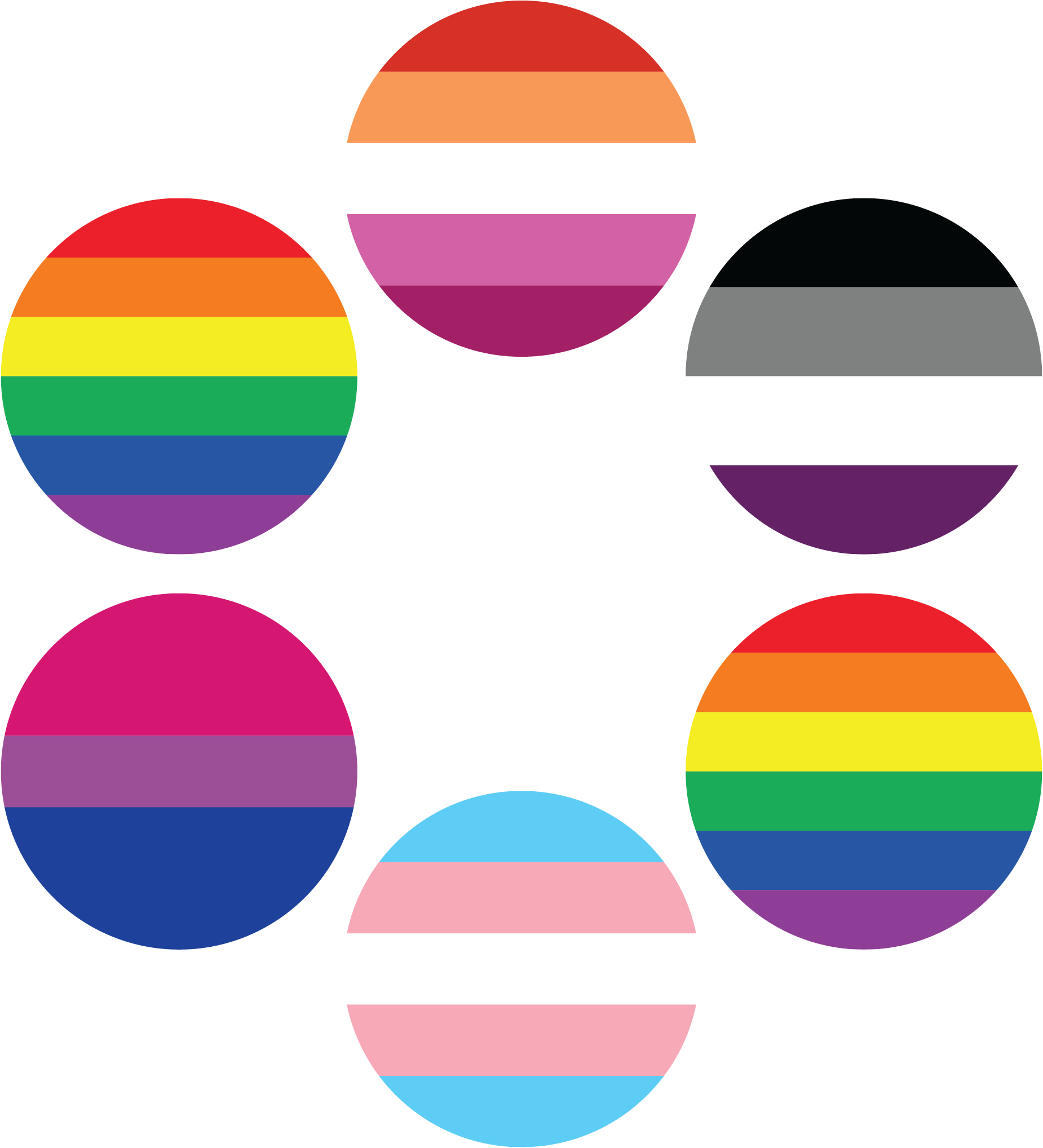 Mixed Pride Range