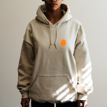 Load image into Gallery viewer, BARCODE CREAM HOODIE