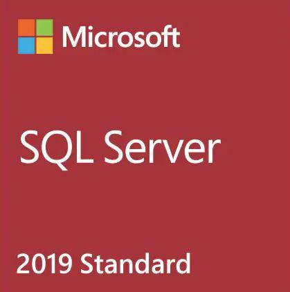SQL Server 2019 Standard Edition Digital License Product Key