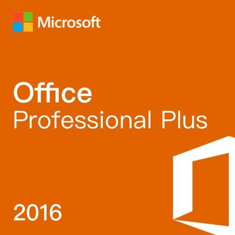 Microsoft Office 2016 Professional Plus Product Key License Digital