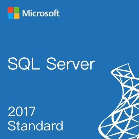 Microsoft SQL Server 2017 Standard Digital License Product Key