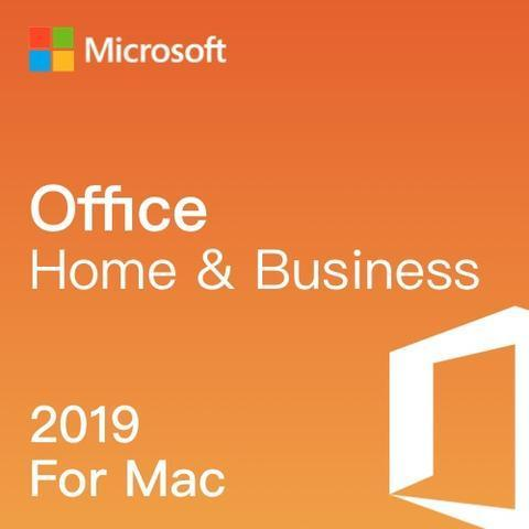 Microsoft Office 2019 Home and Business For Mac Product Key License Digital