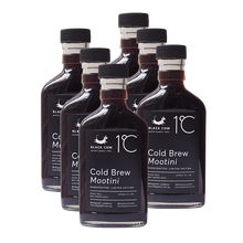 Load image into Gallery viewer, Black Cow Coldbrew Mootini 6 pack  Limited Edition - 6 x 185ml