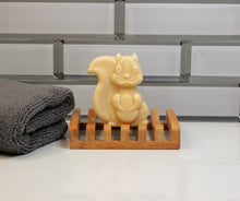 Load image into Gallery viewer, Ohhh, Baby Woodland Shapes Vegan Soap