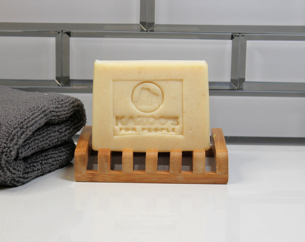 Unscented Oatmeal Vegan Soap