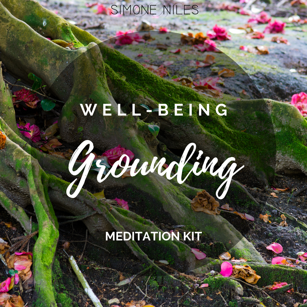 Grounding Meditation Kit