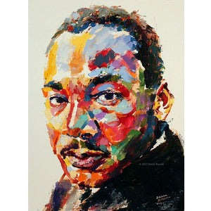 Schilderen op nummer | Martin Luther King