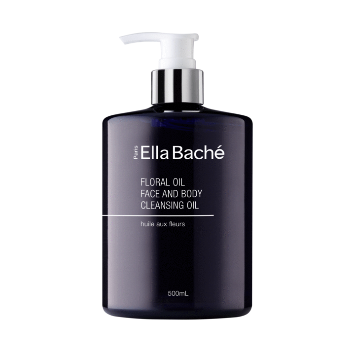 Ella Bache Floral Oil Face & Body Cleansing Oil