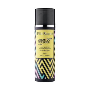 Ella Bache Great SPF50+ Face Saver Lotion