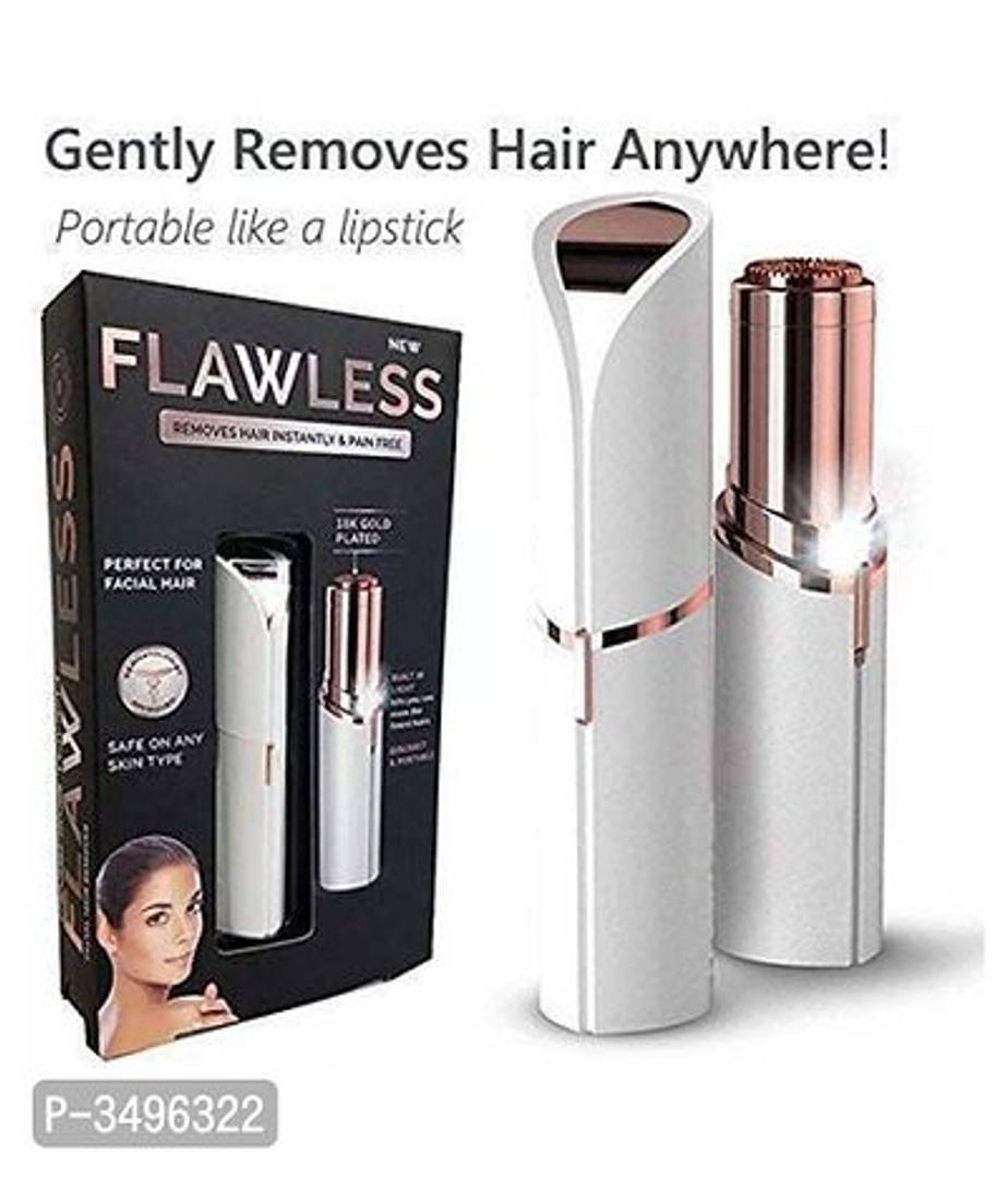New Flawless Pain Free Hair Remover Machine For Multi Grooming