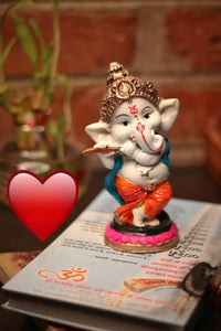 Polyresin ganesha height 6