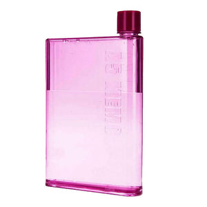 0137 A5 Size Notebook Plastic Bottle (Any olor)