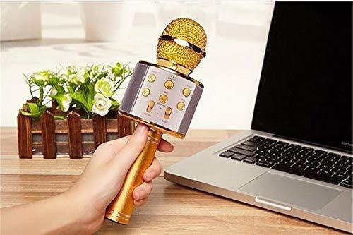 0273 Bluetooth Microphone Player speaker (Karaoke)
