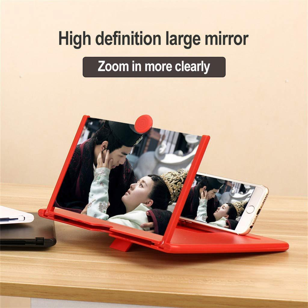 1333 Mobile Phone Video Screen Magnifier Amplifier for Eyes Protection - DeoDap