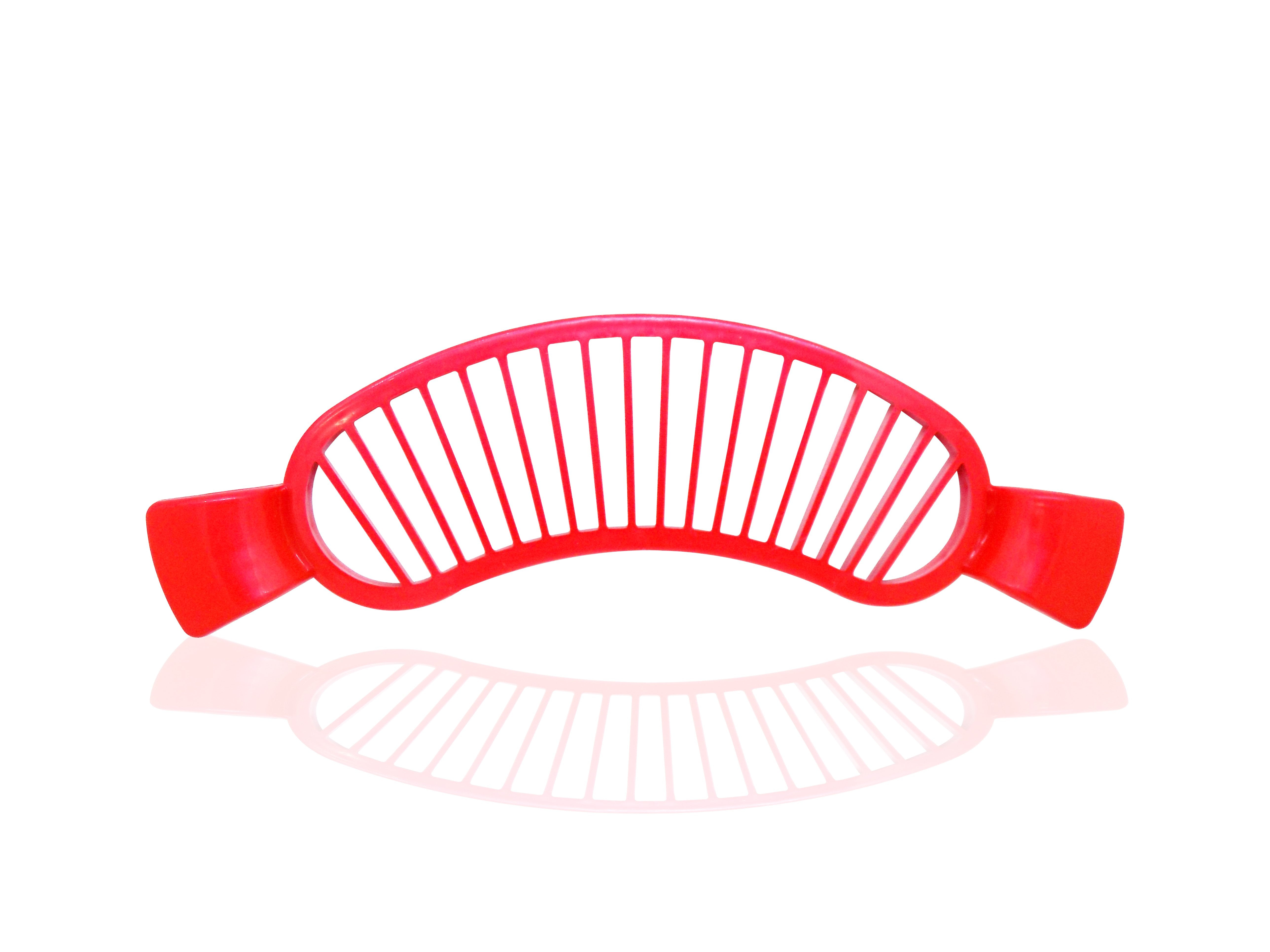2084 Plastic Banana Slicer/Cutter With Handle