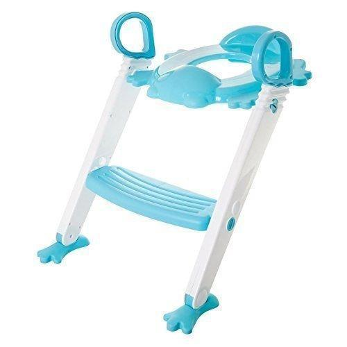0344 -3 in 1 FOGGY Kids/Toddler Potty Toilet Seat with Step Stool Ladder (Multicolour)