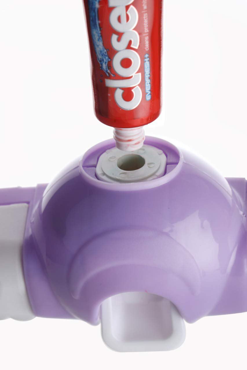 2139 Automatic Push Toothpaste Squeezer Dispenser