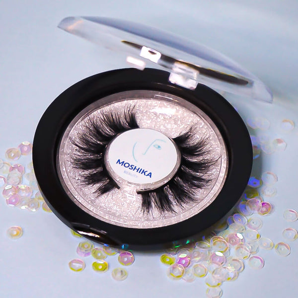 Moshika Beauty I am Fierce - 3D Mink Lashes