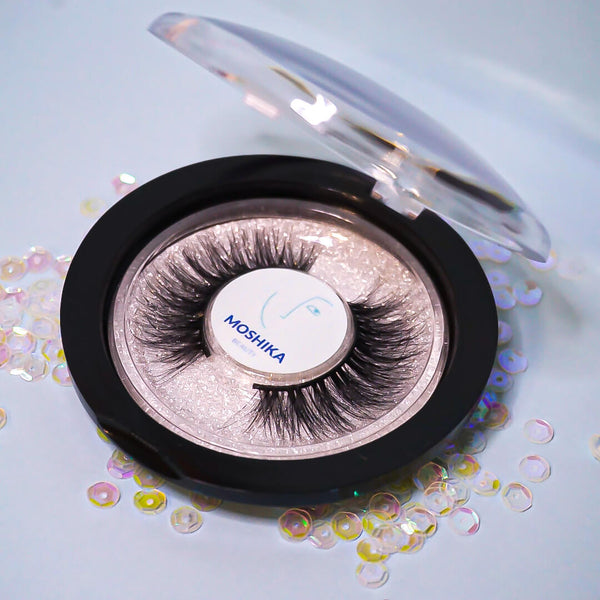 Moshika Beauty I am Unique - 3D Mink Lashes
