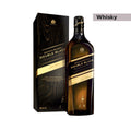 Johnnie Walker Double Black Blended Scotch Whisky 1L