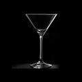 Urban Bar Verdot Crystal Martini Glass 21cl