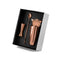 Urban Bar Copper Plated 5-Piece Cocktail Set