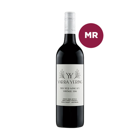 Yarra Yering Dry Red No. 1 2016