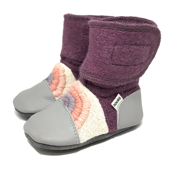 Nooks Booties (18-24 months)
