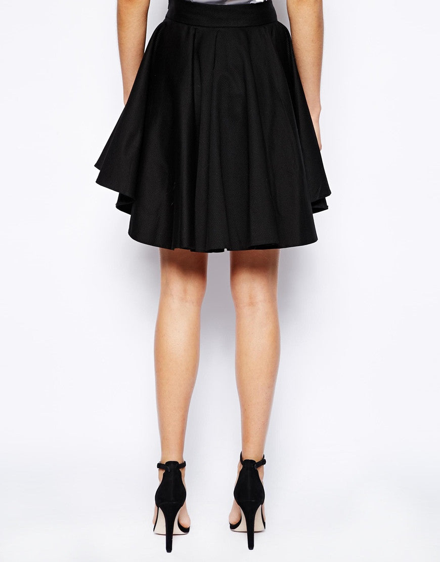 Volume Skater Skirt Thumbnail