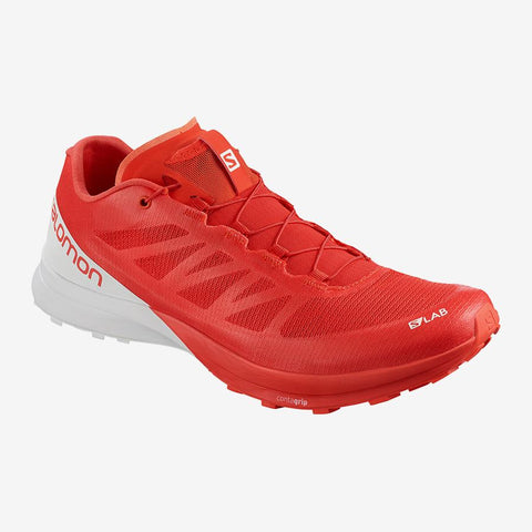 Salomon S/Lab Sense 7 - Racing Red