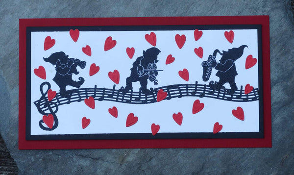 Fairy Hugs Stamps - Musical Walkway