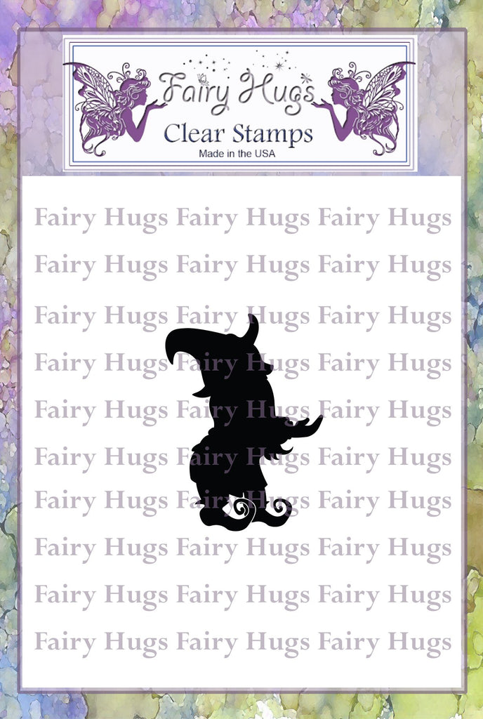 Fairy Hugs Stamps - Haro - Fairy Stamper