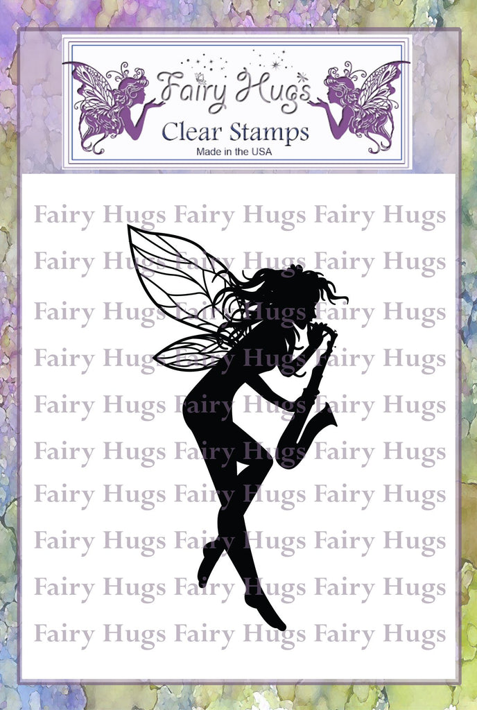 Fairy Hugs Stamps - Aris - Fairy Stamper