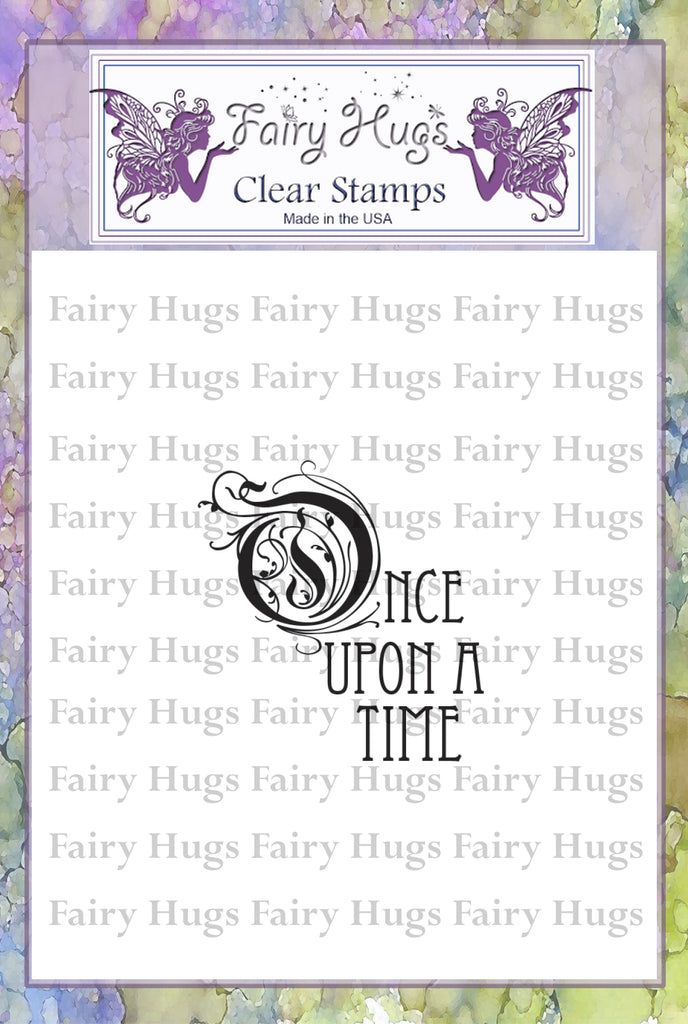 Fairy Hugs Stamps - Once Upon