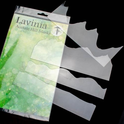 Lavinia Acetate Hill Masks
