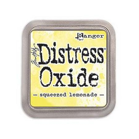 Distress Oxide Ink Pad - Squeezed Lemonade - Lavinia World