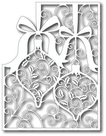 Tutti Designs Dies - Ornaments Panel - Lavinia World