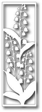 Tutti Designs Dies - Lily Of The Valley Panel - Lavinia World