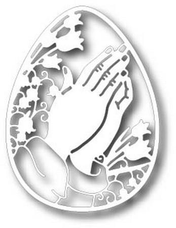 Tutti Designs Dies - Praying Hands Egg - Lavinia World