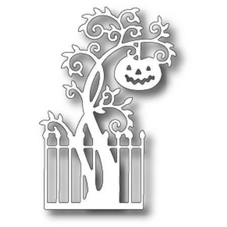 Tutti Designs Dies - Tree With Lantern - Lavinia World