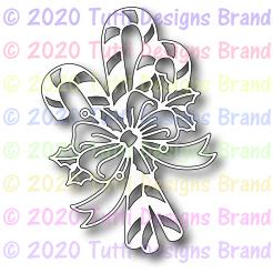 Tutti Designs - Dies - Candy Canes - Lavinia World
