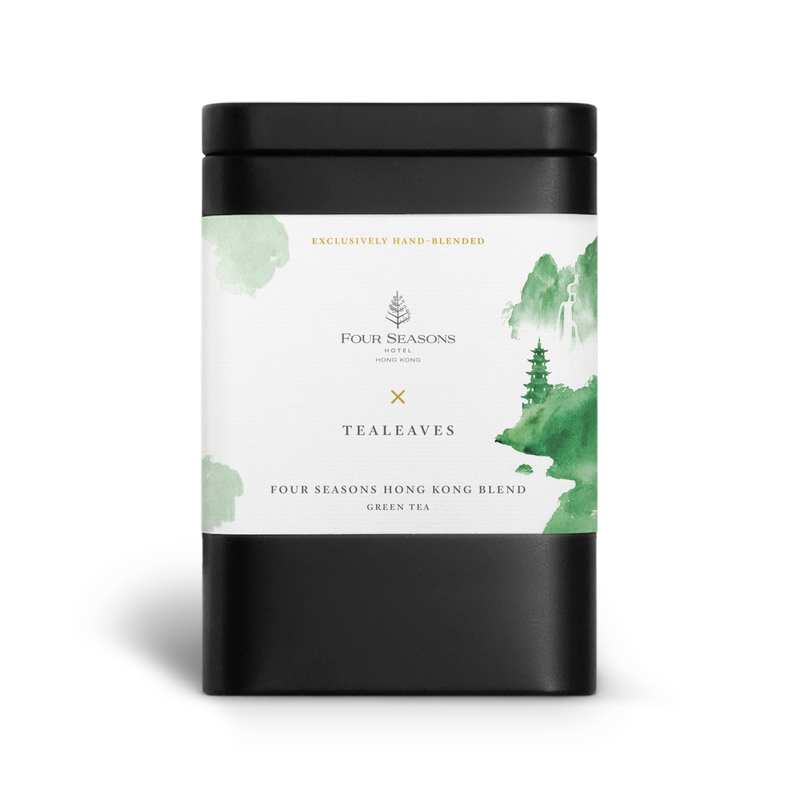 TEALEAVES Four Seasons Hong Kong - Loose Leaf Tea | Green