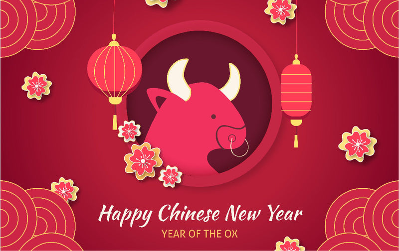 MSB Gift Card Happy Chinese New Year