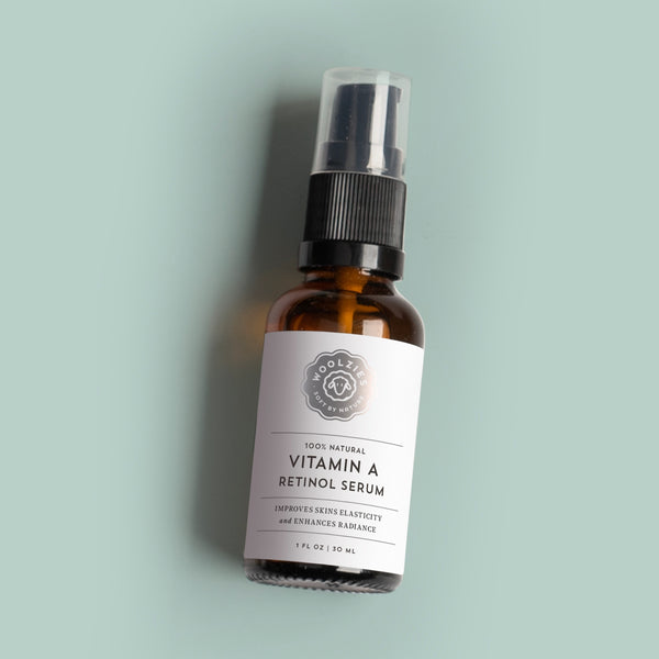 Woolzies Vitamin A Retinol Spray