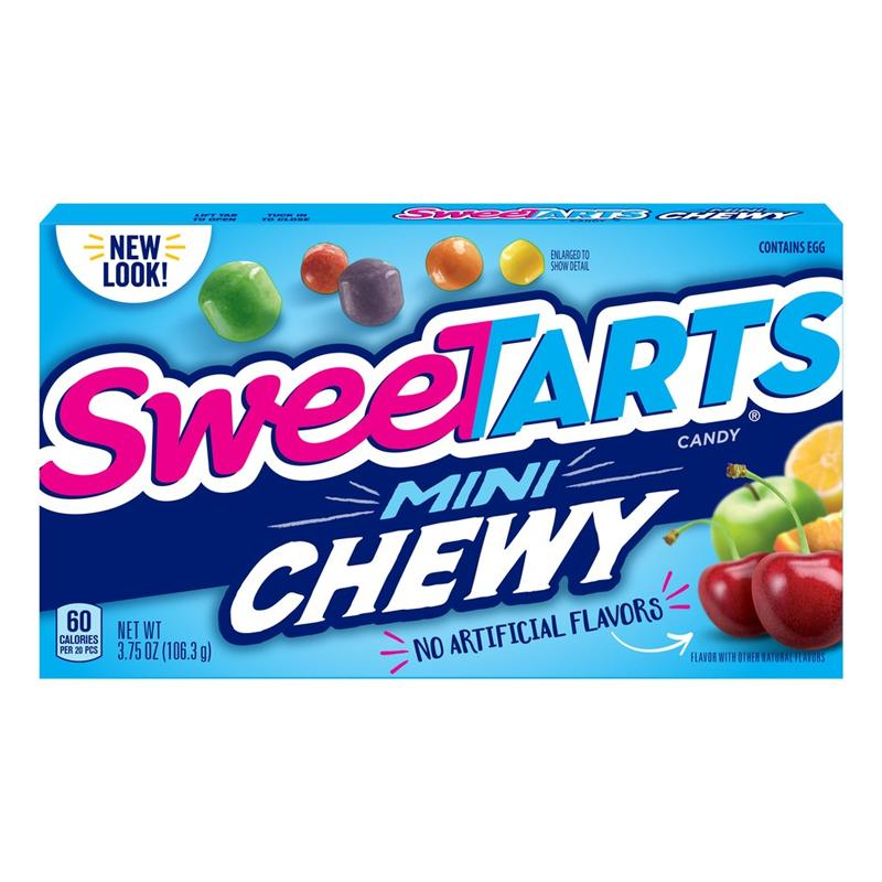 Sweet Tarts Mini Chewy