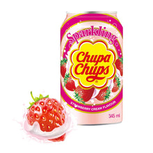 Load image into Gallery viewer, Chupa Chups Strawberry and Cream