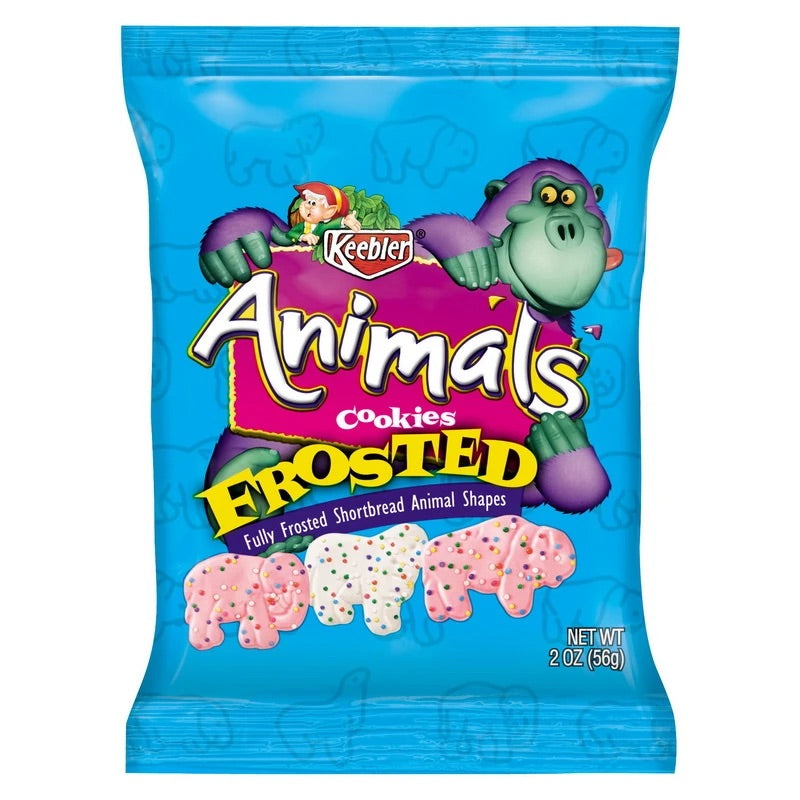 Keebler's Frosted Animal Cookies