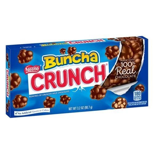 Nestle Bubba Crunch