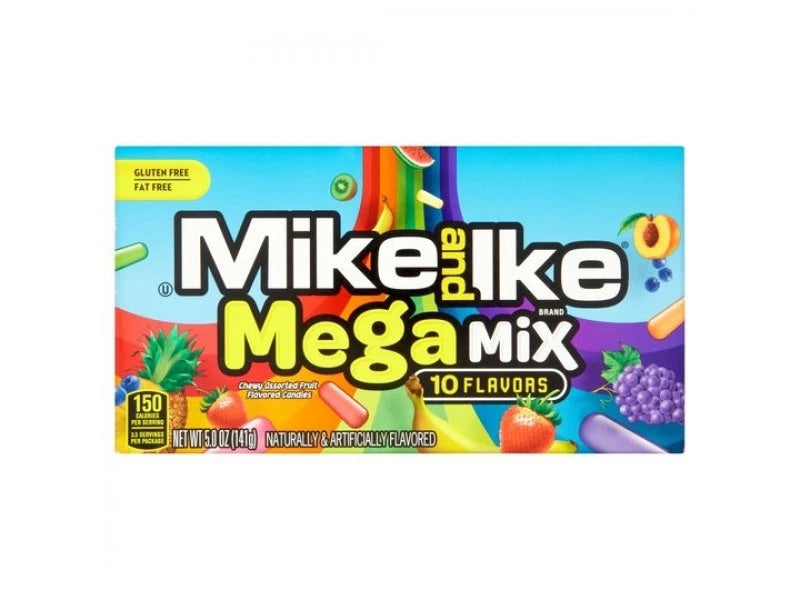 Mike And Ike Mega
