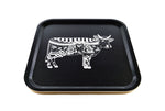 Lade das Bild in den Galerie-Viewer, Square Serving Tray - Oh La Vache Boutique!